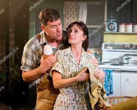 Editorial picture of 'The Bridges of Madison County' Play performed at the Menier Chocolate Factory, London, UK - 22 Jul 2019