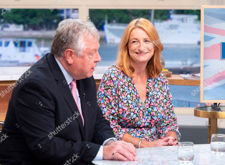 Nick Ferrari and Alison Phillips