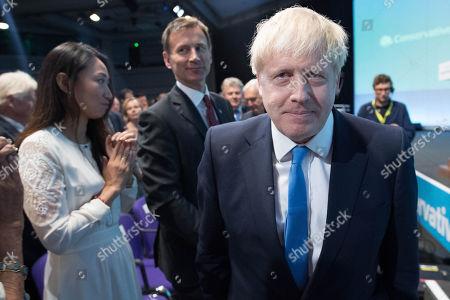 Editorial picture of Boris Johnson announced leader of Britain's Conservative Party, London, United Kingdom - 23 Jul 2019