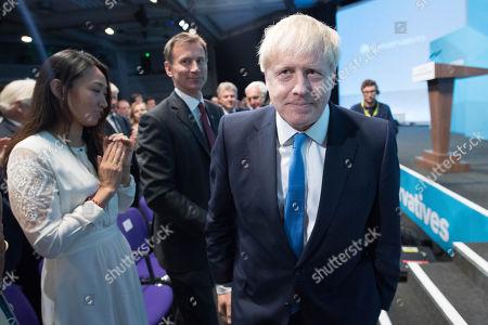 Editorial photo of Boris Johnson announced leader of Britain's Conservative Party, London, United Kingdom - 23 Jul 2019