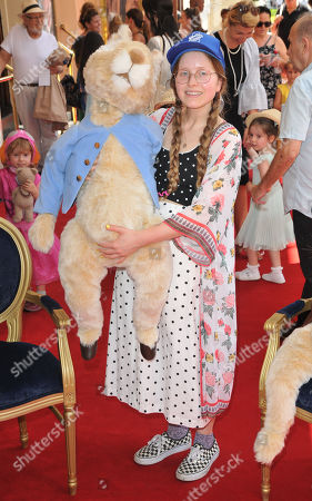 Editorial picture of 'Where Is Peter Rabbit?' musical, London, UK - 23 Jul 2019