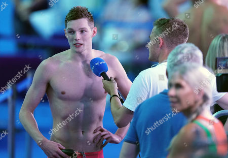 Duncan Scott (GBR) - Men's 200M Freestyle Final