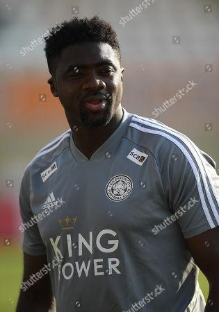 Leicester City Coach Kolo Toure
