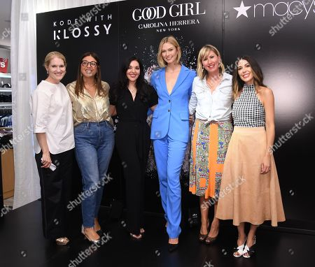 Editorial image of Good Girls Do Good: A Female Empowerment Panel with Karlie Kloss, Macy's Herald Square, New York, USA - 23 Jul 2019