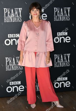Editorial picture of 'Peaky Blinders, Series Five' TV Show Premiere, Arrivals, London, UK - 23 July 2019