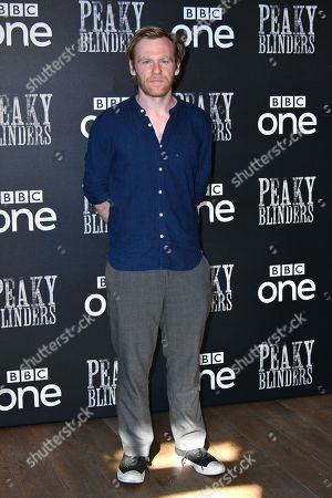 Editorial image of 'Peaky Blinders, Series Five' TV Show Premiere, Arrivals, London, UK - 23 July 2019