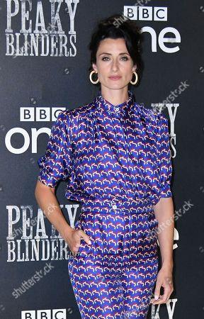 Editorial image of 'Peaky Blinders, Series Five' TV Show Premiere, Arrivals, London, UK - 23 July 2019