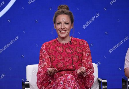 Editorial image of 2019 Summer TCA - A+E Networks, Beverly Hills, USA - 23 Jul 2019