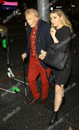 Editorial photo of Summer Redstone out and about, Los Angeles, USA - 22 Jul 2019