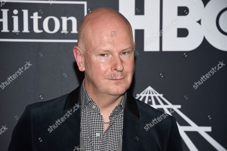 Philip Selway of Radiohead attends the 2019 Rock & Roll Hall of Fame induction ceremony at the Barclays Center, in New York