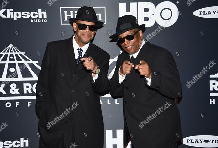 Jimmy Jam, Terry Lewis. Music producers Jimmy Jam, left, and Terry Lewis attend the 2019 Rock & Roll Hall of Fame induction ceremony at the Barclays Center, in New York