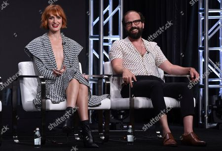 Editorial photo of 2019 Summer TCA - AT&T Audience, Beverly Hills, USA - 23 Jul 2019