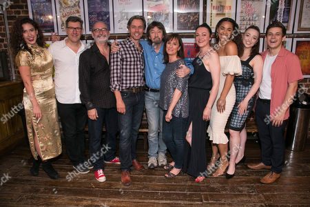 Editorial picture of 'The Bridges of Madison County' party, Press Night, London, UK - 23 Jul 2019