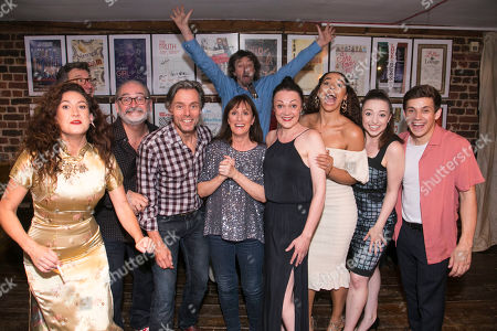 Editorial photo of 'The Bridges of Madison County' party, Press Night, London, UK - 23 Jul 2019