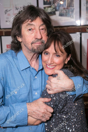 Sir Trevor Nunn (Director) and Jenna Russell (Francesca)