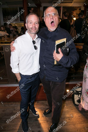 Damian Humbley and Mike McShane
