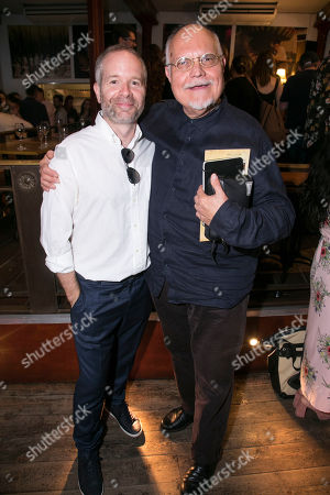 Editorial image of 'The Bridges of Madison County' party, Press Night, London, UK - 23 Jul 2019