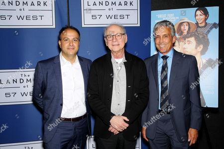 Sameh Zoabi (Director), Barry Levinson, Charles S Cohen