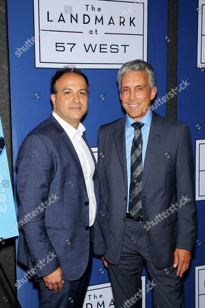 "Editorial image of New York Special Screening of Cohen Media Group's film ""Tel Aviv On Fire"" Hosted by Barry Levinson, USA - 23 Jul 2019"