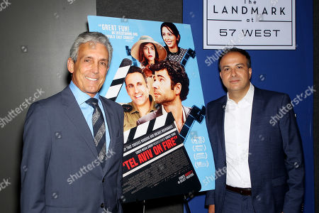 Stock Picture of Charles Cohen, Sameh Zoabi (Director)