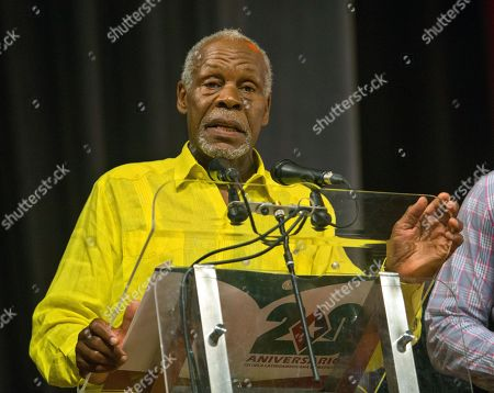 Editorial image of Danny Glover and Fidel, protagonists in mass medical graduation in Cuba, Havana - 24 Jul 2019