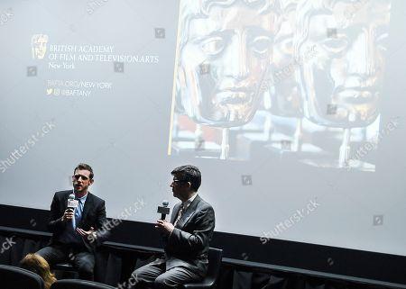 Editorial photo of Exclusive - 'Skin' BAFTA film screening, New York, USA - 23 Jul 2019
