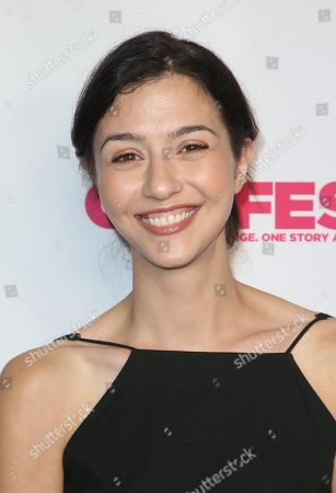Editorial picture of 'Straight Up' film screening,  2019 Outfest LGBTQ Film Festival, Los Angeles, USA - 23 Jul 2019
