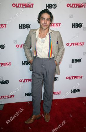 Editorial image of 'Straight Up' film screening,  2019 Outfest LGBTQ Film Festival, Los Angeles, USA - 23 Jul 2019
