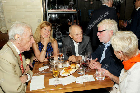 Gay Talese, Guest, Ray Kelly, Richard Cohen, Veronica Kelly