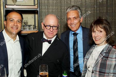 Sameh Zoabi (Director), James Schamus, Charles S Cohen, Jean Doumanian