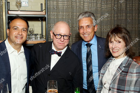 "Editorial image of New York Special Screening of Cohen Media Group's film ""Tel Aviv On Fire"" - After Party Held at Ousia Restaurant - 23 Jul 2019"