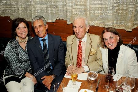 Kristina Ward, Charles S Cohen, Gay Talese, Nan Talese