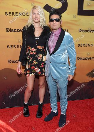 Corey Feldman and Courtney Feldman