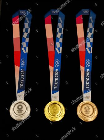 Games With Gold July 2020.Tokyo Olympic Games One Year Go Ceremony Stock Photos