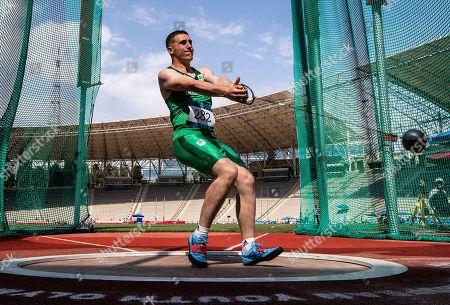 Editorial photo of European Youth Olympic Games, Tofig Bahramov Stadium, Baku, Azerbaijan  - 24 Jul 2019