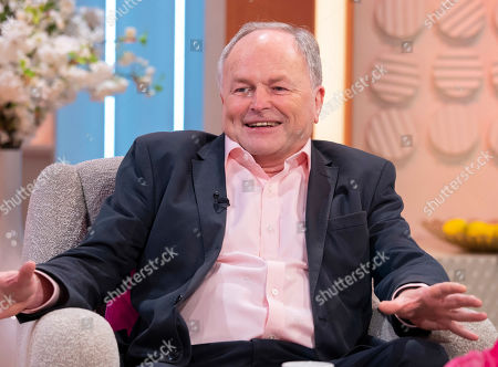 Stock Photo of Clive Anderson