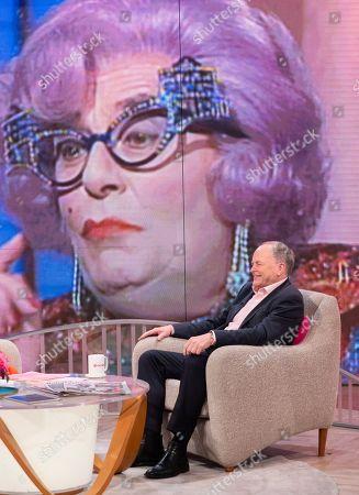 Editorial image of 'Lorraine' TV show, London, UK - 24 Jul 2019