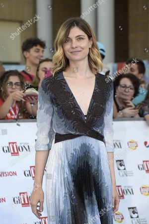 Editorial image of Giffoni Film Festival, Salerno, Italy - 23 Jul 2019