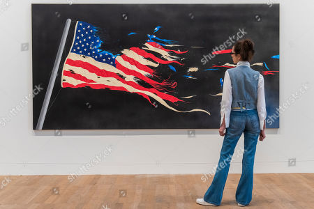 Our Flag 2017 - Artist Rooms: Ed Ruscha at Tate Modern. The latest in the series of annual free displays in the dedicated Artist Rooms gallery in Tate Modern's Blavatnik building. It opens to the public on 26 July 2019 and will run until Spring 2020.
