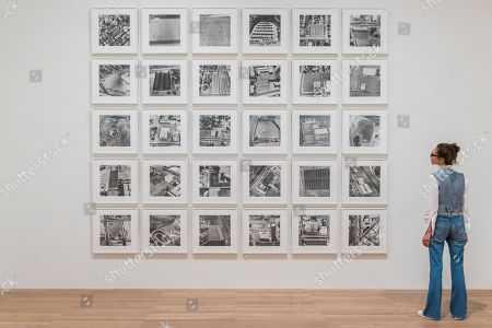 Editorial photo of 'Artist Rooms: Ed Ruscha' exhibition, Tate Modern, London, UK - 24 Jul 2019 - 24 Jul 2019