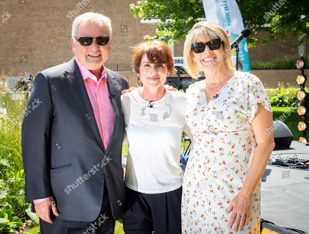 Eamonn Holmes, Lisa Stansfield and Ruth Langsford