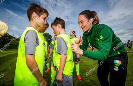 Ireland Women's International Megan Campbell