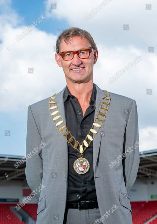 Tony Adams takes on the role of President of the Rugby Football League.