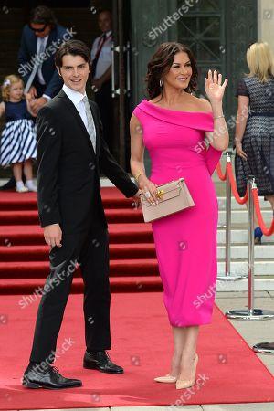 Dylan Michael Douglas, Catherine Zeta-Jones
