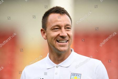 John Terry of Aston Villa.