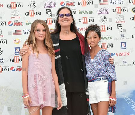 Editorial image of Giffoni Film Festival, Salerno, Italy - 24 Jul 2019