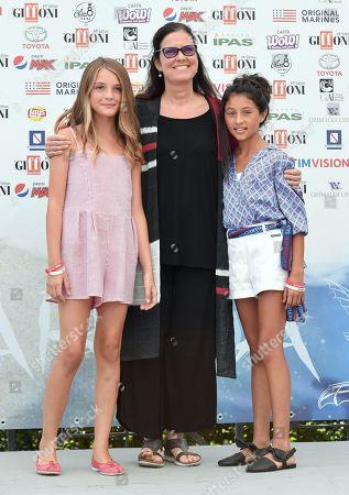 Stock Picture of Ludovica Nasti, Eleonora Andreatta and Elisa del Genio