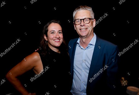 Editorial picture of 'Kirk and Anne: Letters of Love, Laughter, and a Lifetime in Hollywood' Center Theatre Group and MPTF benefit reading, Culver City, USA - 22 Jul 2019