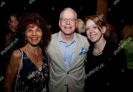 Diana Buckhantz, Douglas C. Baker and Blair Baker