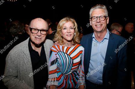 Harold Applebaum, Betsy Applebaum and Michael Ritchie